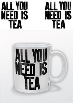 All You Need Is Tea muggar