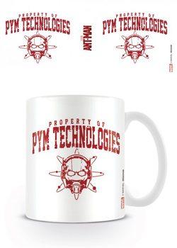 Ant-Man - PYM Technologies muggar