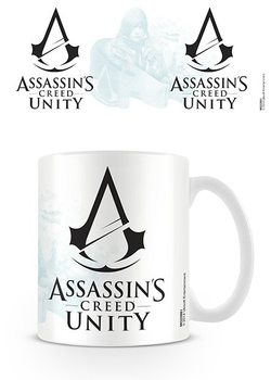 Assassin's Creed Unity - Black Logo muggar