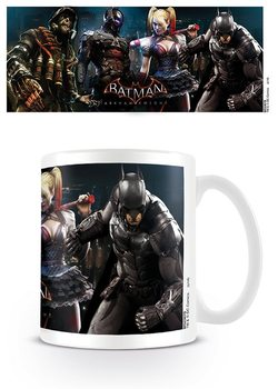 Batman Arkham Knight - Characters muggar