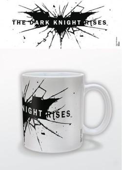 Batman The Dark Knight Rises - Logo muggar