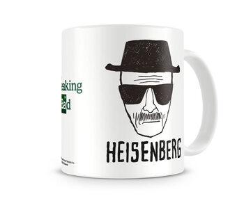 Mugg Breaking Bad - Heisenberg - Sketch