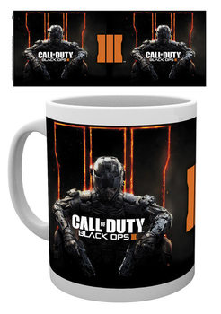 Call of Duty: Black Ops 3 - Cover muggar