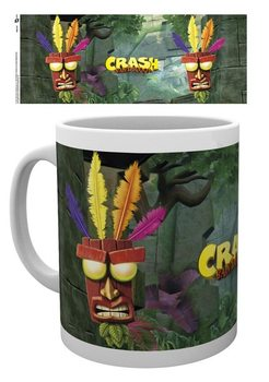 Crash Bandicoot - Aku Aku muggar