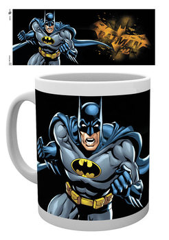 DC Comics - Justice League Batman muggar