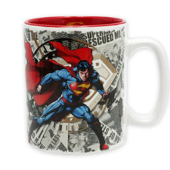 DC Comics - Superman muggar