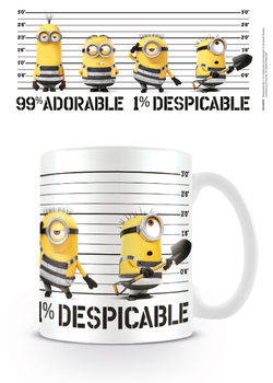 Despicable Me (Dumma mej) 3 - Line Up muggar