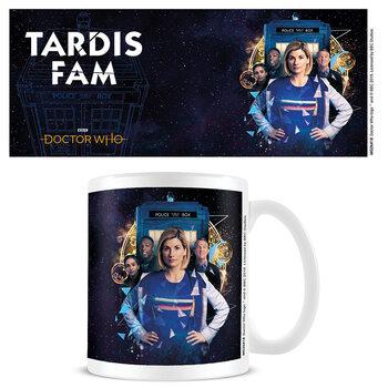 Mugg Doctor Who - TARDIS Fam