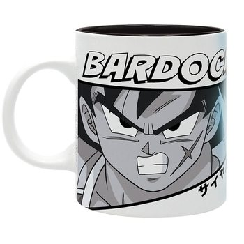 Dragon Ball Broly -Bardock muggar