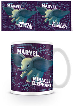 Dumbo - Come and Marvel muggar