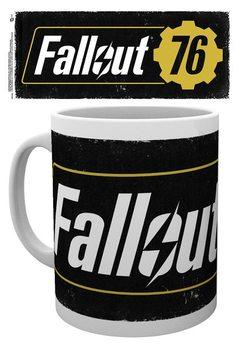 Fallout 76 - Logo muggar