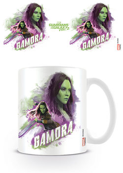 Guardians Of The Galaxy Vol. 2 - Gamora muggar