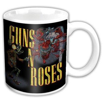 Guns N Roses - Attack muggar