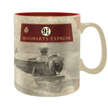 Harry Potter - Hogwarts express muggar
