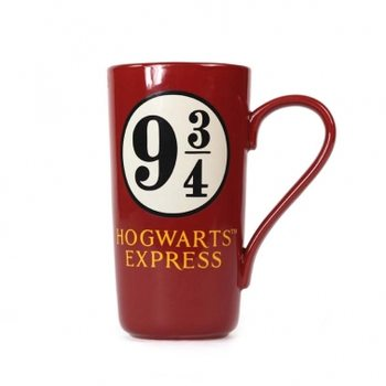 Harry Potter Platform 9 3/4 muggar