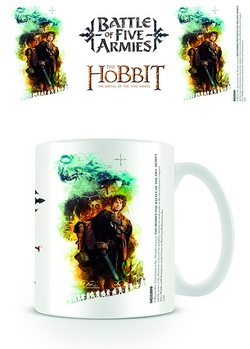 Hobbit - Bilbo muggar