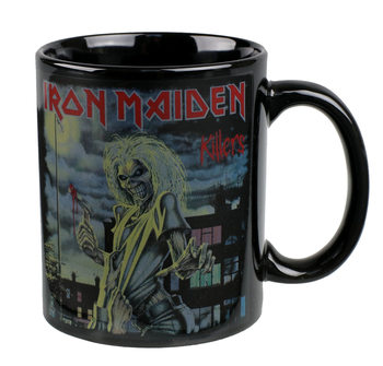 Iron Maiden - Killers muggar