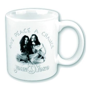 Mugg John Lennon – Give Peace A Chance