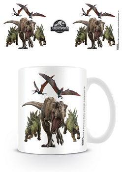 Jurassic World Fallen Kingdom - Dino Rampage muggar