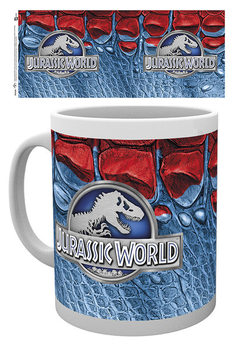 Jurassic World - Logo muggar