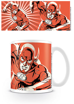 Justice League - The Flash Colour muggar