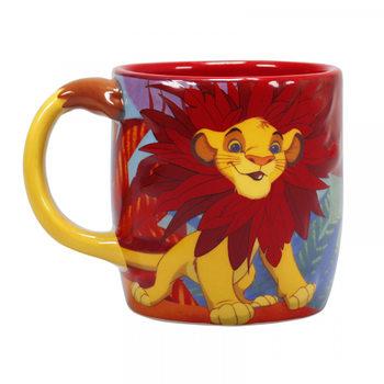 Lejonkungen - Simba muggar