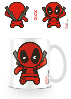 Marvel - Deadpool muggar