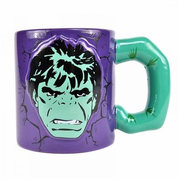 Marvel - Hulk muggar