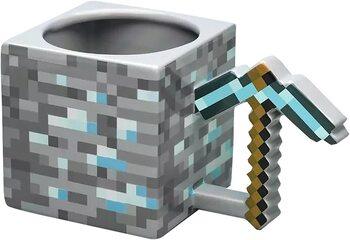 Minecraft - Pickaxe muggar