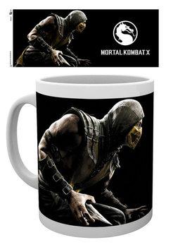 Mortal Kombat X - Scorpion muggar