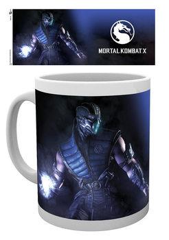 Mortal Kombat X - Sub Zero muggar