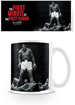 Muhammad Ali  -Ali v Liston muggar