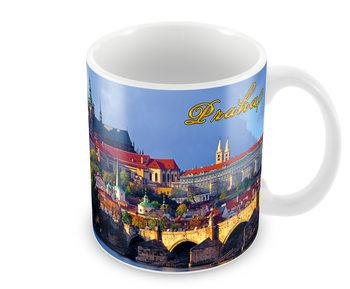 Prag - Pražský hrad na jaře muggar
