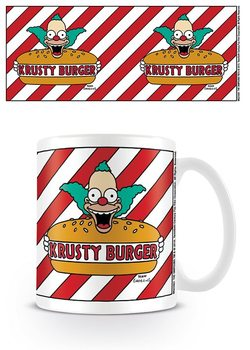 Simpsons - Krusty Burger muggar