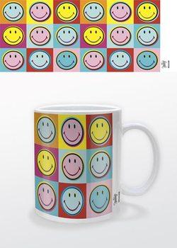Smiley - Popart muggar
