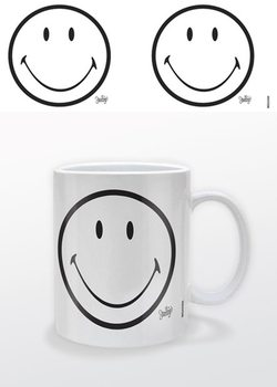 Smiley - White muggar