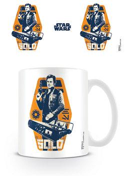 Solo A Star Wars Story - Han Icon muggar