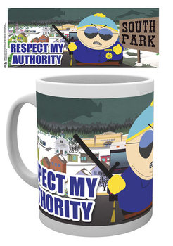 South Park - Respect muggar