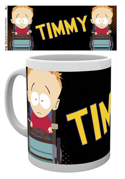 South Park - Timmy muggar