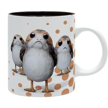 Star Wars - Porg muggar