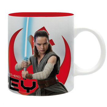 Star Wars - Rey E8 muggar