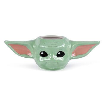 Star Wars: The Mandalorian - The Child (Baby Yoda) muggar