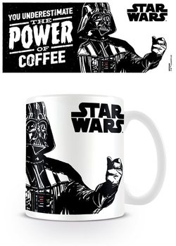 Star Wars - The Power of Coffee muggar
