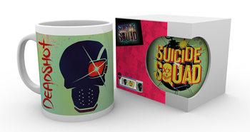 Suicide Squad- Deadshot Skull muggar