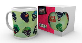 Suicide Squad- Skulls muggar