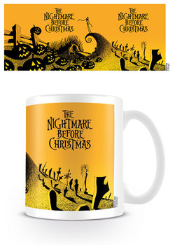 The Nightmare Before Christmas - Graveyard Scene muggar