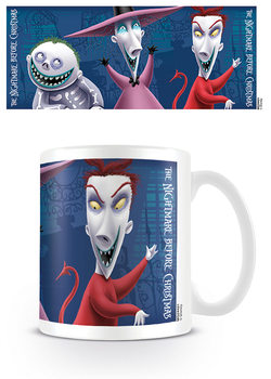 The Nightmare Before Christmas - Lock Shock Barrel muggar