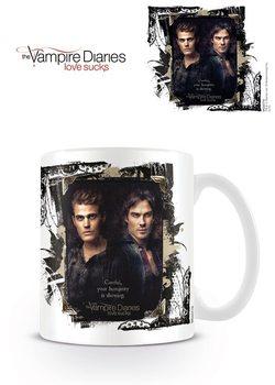 The Vampire Diaries - Humanity muggar