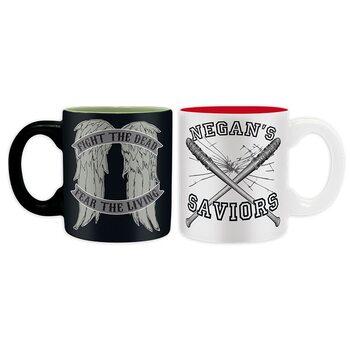 Mugg The Walking Dead - Daryl vs Negan