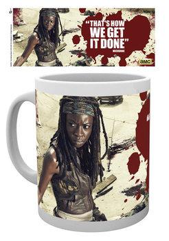 The Walking Dead - Michonne muggar